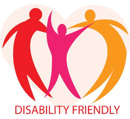 Disabled/LGBTQ/BLM DisabilityFriendly